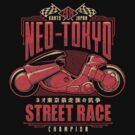Neo-Tokyo Street Racing Champion by Adho1982