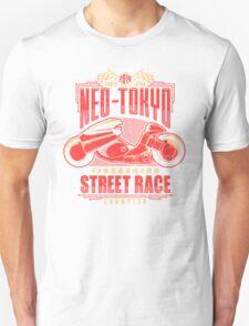 Neo-Tokyo Street Racing Champion T-Shirt