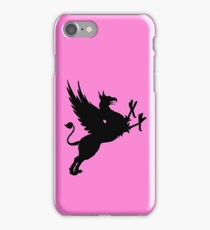 Charging Griffin iPhone Case/Skin