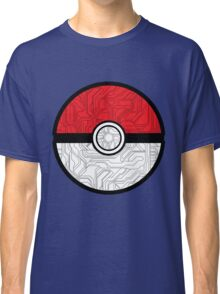 Electric Pokeball Classic T-Shirt