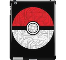 Electric Pokeball iPad Case/Skin