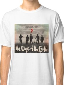 SWITCHFOOT THE EDGE EARTH Classic T-Shirt
