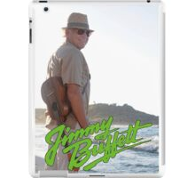 MIC04 Jimmy Buffett and the Coral Reefer Band TOUR 2016 iPad Case/Skin