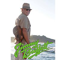 MIC04 Jimmy Buffett and the Coral Reefer Band TOUR 2016 Photographic Print