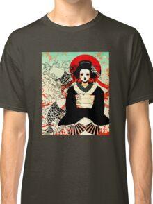 Geisha antique japan Classic T-Shirt