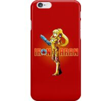Iron Samus iPhone Case/Skin