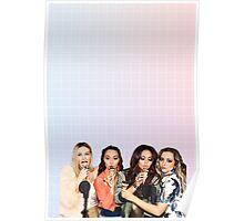 Little Mix x Grid Poster