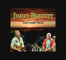 MIC03 Jimmy Buffett and the Coral Reefer Band TOUR 2016 Unisex T-Shirt