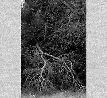Gothic Deadwood Tree Unisex T-Shirt