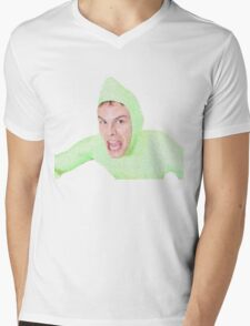 """I'm Gay"" iDubbbz Mens V-Neck T-Shirt"