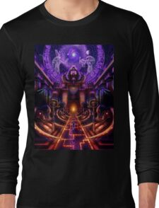 """""""The Key is within"""" Long Sleeve T-Shirt"""