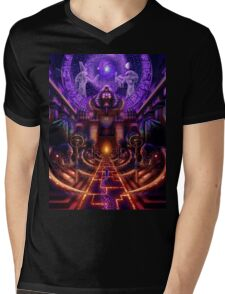 """""""The Key is within"""" Mens V-Neck T-Shirt"""