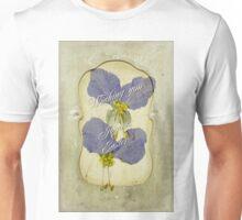 Easter Greeting Card - Asiatic Dayflower Unisex T-Shirt