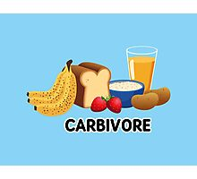 Carbivore Photographic Print