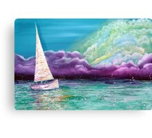 Enchanted Voyage Canvas Print