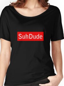 Suh Dude x Supreme Women's Relaxed Fit T-Shirt