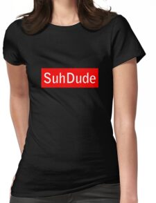 Suh Dude x Supreme Womens Fitted T-Shirt
