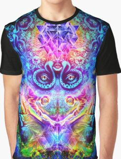 Transition to Butterfly Graphic T-Shirt