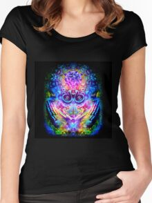 Transition to Butterfly Women's Fitted Scoop T-Shirt