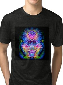 Transition to Butterfly Tri-blend T-Shirt