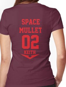 Voltron - Space Mullet Womens Fitted T-Shirt