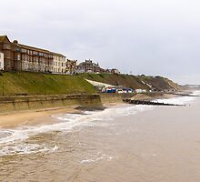 Cromer to Infinity by TomGreenPhotos