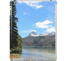 Sawtooth mtns 3- near Stanley ID iPad Case/Skin