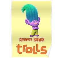 Trolls Movie Animasi Poster