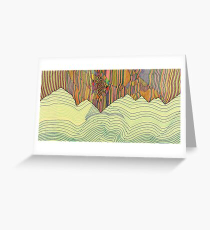 Ridge Greeting Card