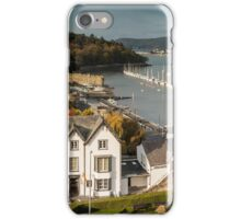 Conwy Panorama iPhone Case/Skin
