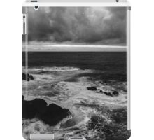 Melancholic Sea iPad Case/Skin