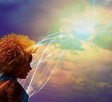 Lucy in the sky with diamonds by myraj