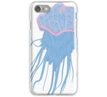 Jelly Jam Jellyfish iPhone Case/Skin