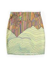Ridge Mini Skirt