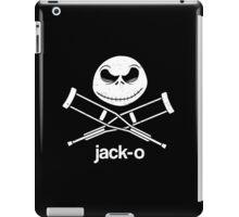 jack-o iPad Case/Skin