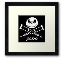 jack-o Framed Print