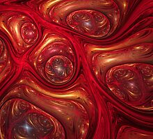 Blood cells by MartinCapek