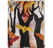 Bonfire Bats iPad Case/Skin