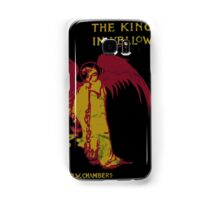 The King In Yellow Samsung Galaxy Case/Skin
