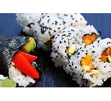Sushi Photographic Print