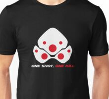 Widowmaker One Shot, One Kill Unisex T-Shirt