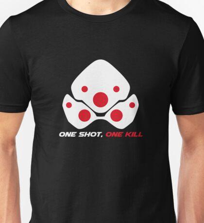 Widowmaker One Shot, One Kill Unisex T-Shirt