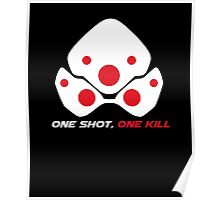 Widowmaker One Shot, One Kill Poster