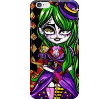 Duela Dent - The Joker's Daughter - iPhone Case/Skin