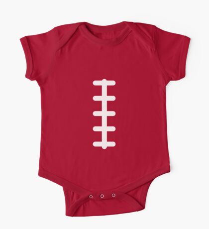 Laces Out One Piece - Short Sleeve