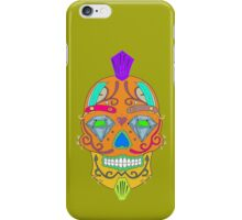 """skull-faced Canadian """"the best"""" iPhone Case/Skin"""