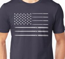 Pool Flag Unisex T-Shirt