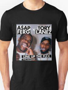 ASAP FERG x TORY LANEZ Unisex T-Shirt