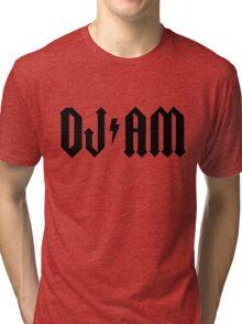 DJ x AM Tri-blend T-Shirt