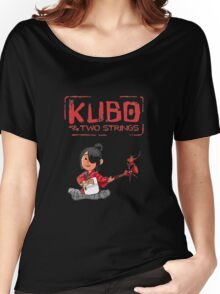 Kubo Movie Women's Relaxed Fit T-Shirt
